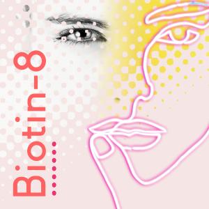 biotin 8 vitamin b7, kosa, koža, nokti