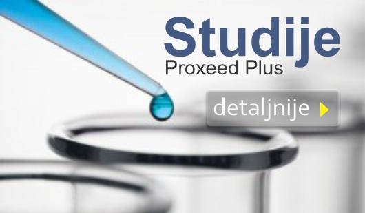 kliničke studije potvrđuju kvalitet Proxeed Plus-a