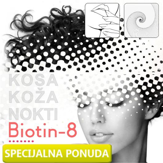 Biotin 8 - specijalna ponuda