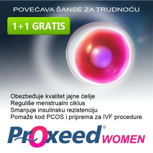 proxeed women , akcija 1+1